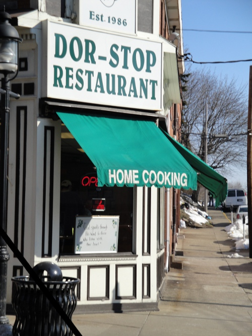 Triple D: Dor-Stop Restaurant